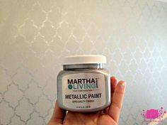 Accent paint idea- half bath