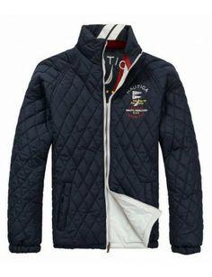 Nautica chaqueta de hombre guateada reversible   navy Adidas Jacket, Winter Jackets, Athletic, Fashion, Jackets, Places, Men, Winter Coats, Moda