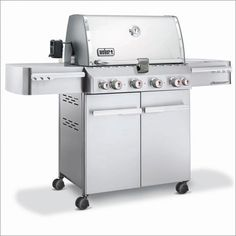 ^^Click the link for more grill grates. Click the link for more****** Viewing the website is worth your time. Weber Gas Bbq, Weber Gas Grills, Best Barbecue Grills, Gas Grills On Sale, Stainless Steel Hood, Grillin And Chillin, Grill Grates, Built In Grill, Outdoor Kitchen Design