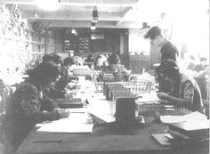 Bletchley Park Concentration Camp Decodes.