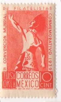 Mexican Stamp