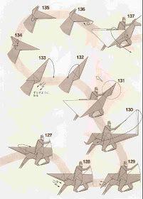 Si ya era difícil imaginar un pegaso, fijaos lo que sería hacerlo con un caballero cabalgándolo. Pues bien, los diagramas siguientes os perm...