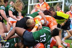 Pile up Markham Irish Canadian Rugby Club - Women's Seniors Rugby Club, Irish, Urban, Adventure, Denim, Sports, Irish People, Sport, Fairy Tales