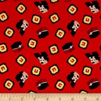 Your place to buy and sell all things handmade Mickey Mouse Fabric, Disney Fabric, Crossy Road, Michael Miller Fabric, Tablet Cover, Mickey And Friends, Handmade Items, Buy And Sell