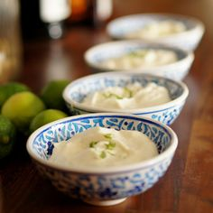 A heavenly lime mousse