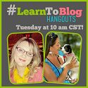 #LearntoBlog Blogging hangouts with Kelli and Crystal GREAT info!! @3 Boys and a Dog and @Crystal (www.crystalandcomp.com)