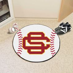 University of Southern California Baseball Mat
