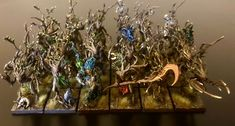 Warhammer Wood Elves, Wood Elf