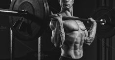 Lifting workout by Usmanov Stock Photography on @creativemarket #design #fitness #crossfit #bodybuilding #stockphoto #barbell