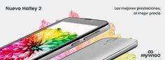 MyWigo presenta su smartphone City 3