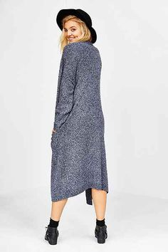Ecote Flora Open-Front Cardigan | Flora, Urban outfitters and Signs