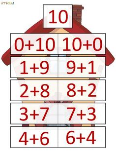 Preschool Music, Preschool Education, Early Education, Teaching Math, Maths, Kids Math Worksheets, Math Resources, Math Activities, Learning Numbers