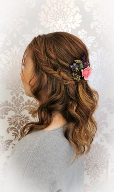 Hairstyling by Christina Gubier Boho, Hair Styles, Fashion, Braid, Hair Plait Styles, Moda, Fashion Styles, Hair Makeup, Bohemian