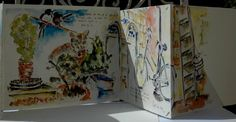 concertina sketchbook   301 Moved Permanently