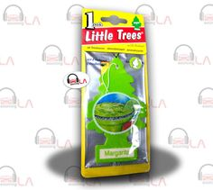Sourcing-LA: Little Trees Hanging Car and Home Air Freshener, M...