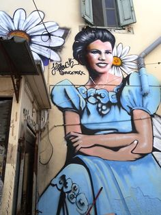 Mytilene is the capital of the Greek island of Lesbos. It is built on seven hills, and it's dominated by the Gateluzzi castle and the church of St Stuff To Do, Things To Do, Greek Islands, Crete, Street Art, Top, Travel, Things To Make, Greek Isles