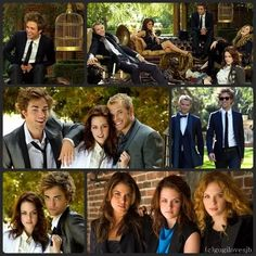 Twilight cast actors