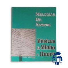 Livros com canções populares regionais portuguesas, edição de Manuel Pereira Resende, compre no site do Salão Musical de Lisboa.