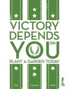 While continuing to advocate for consumer empowerment & economic sustainability, I help organizations connect with their communities through an organic social strategy. Dig For Victory, Patriotic Posters, Propaganda Art, Urban Agriculture, Gardening Magazines, Victory Garden, Garden Quotes, Grow Your Own Food, Garden Plants