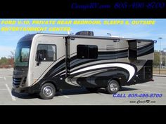 2016 Fleetwood Flair Double Slide-Out Full Body Paint for sale in Thousand Oaks, CA Camper Trailer For Sale, Camper Caravan, Campers For Sale, Rv For Sale, Camper Trailers, Motor Homes For Sale, Fleetwood Rv, Full Body Paint, Class A Motorhomes