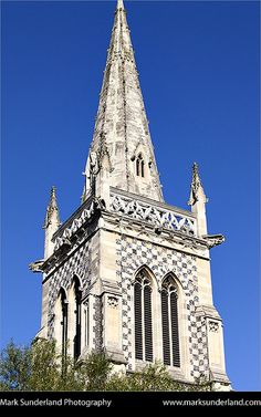 St Mary le Tower Parish Church Ipswich Suffolk England by Mark Sunderland, via Flickr