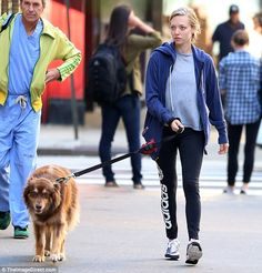 Bride-to-be:Amanda Seyfried stepped out for the first time on Tuesday…