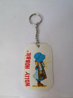 RARE Vintage 80's Keychan 1 Holly Hobbie from Argentina | eBay