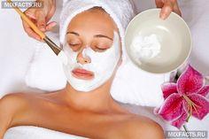 омолаживающие маски для лица с крахмалом