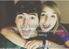My guy best friend is my bff Best Friend Quotes For Guys, Guy Best Friend, Guy Friends, Bff Quotes, Funny Quotes For Teens, Friend Sayings, Boy And Girl Best Friends, Dating Your Best Friend, Hair Quotes