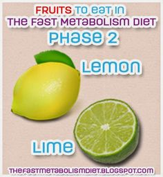 The Fast Metabolism Diet Phase 2 - Approved Fruits