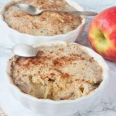 Nyttig äppelkladdkaka i mikron – Lindas Bakskola Meat Recipes For Dinner, Healthy Crockpot Recipes, Detox Recipes, Snack Recipes, Dessert Recipes, Cooking Recipes, Healthy Baking, Healthy Desserts, What To Cook