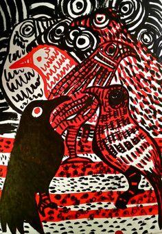 Red Raven - Edgar Koi
