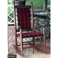 Woolrich Blanket Furniture   Cozy Rocker