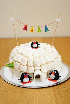 penguins party - Google Search