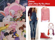 Chibiusa  Sailor Moon R: The Movie