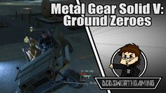 GTA STYLE CAR TRICKS AND TWO-WHEEL GLITCH - MGSV: Ground Zeroes -  Funny...