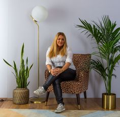 """""""We want customers to not be afraid to try new furniture, to update or revamp their space. Led Furniture, Furniture Design, Living Etc, Contemporary Wall Decor, Paint Brands, Online Furniture Stores, Trade Show, Dream Bedroom, Room Inspiration"""
