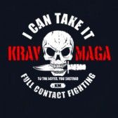 Krav Maga - I can take it!  Mada Krav Maga in Shelby Township, MI teaches realistic hand to hand combat that uses the quickest methods to attack the weakest and most vital targets of both armed and unarmed assailants! Visit our website www.madakravmaga.com or call (586) 745-1171 for more details!