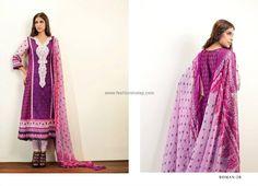 Zaheer Abbas Lawn Prints 2013 by Shariq Textiles 014