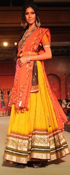 Ritu Kumar's Bridal Collection - Falaknuma