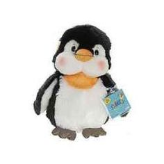 #Webkinz Penguin is a black and white bundle of fun. This pet likes to waddle around Webkinz World. It loves making new friends and has a warm...