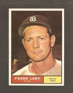 1961 Topps Frank Lary