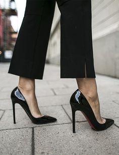 Classic heels.  Via @1120CA. #heels #classic