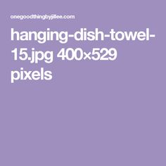 Grow Turmeric, Sewing Room Organization, Organizing Ideas, Towel Rod, Hummingbird Cake, Hanging Fabric, Fabric Storage, Dish Towels, Dishes