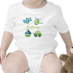 Transportation Personalized T-Shirt