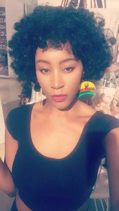 Black Lives Matter earrings