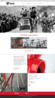 Stahl Ross Bikes