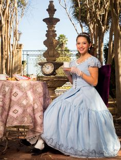 Alice In Wonderland Adult Boutique Dress/Costume by richelleleanne, $825.00