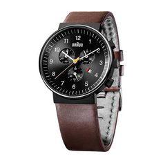 Braun | Chronograph Wrist Watch | BN-35BKBRG