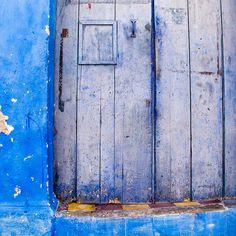 blue elle